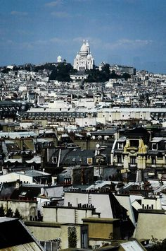 montmartre, my happy place.