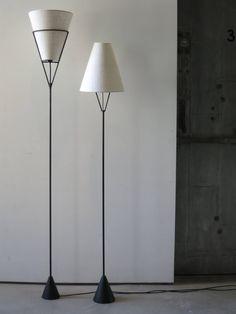 Vintage Carl Auböck Vice Versa Floor Lamp 6