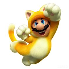 Cat Mario says: Hello! Join me at Super Mario World! Only for Wii U! Mario Kart, Mario Y Luigi, Super Mario Kostüm, Super Mario World, Wii U, Nintendo Characters, Video Game Characters, Nintendo 3ds, Nintendo Store