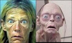 famous people look alikes   Bored to Death   10 Famous People and Their Look-Alikes
