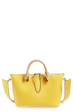 Cute for spring - Yellow Chloe shoulder bag