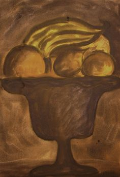 Fruitera - gouache - 1986 - 50x35 - (fotoshop) - A:J.Ballester.