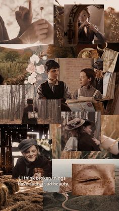 - -You can find Green gables and more on our website. Anne Shirley, Anne Auf Green Gables, Gilbert And Anne, Anne White, Amybeth Mcnulty, Gilbert Blythe, Anne With An E, Aesthetic Collage, Tumblr Wallpaper