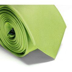 Cravate vert anis - Milan II