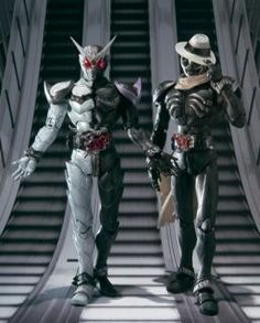 Kamen Rider W---S.I.C. Edition