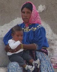 North America: Tarahumara Indians, Mexico