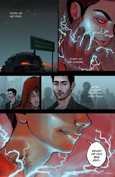 """Room to Breathe 2.1 """"Try A Little Noise"""" by SixSpadesIn which Derek has escaped the clutches of Beacon Hills but still manages to sustain some mild property damage . Finished just in time for Sterek..."""