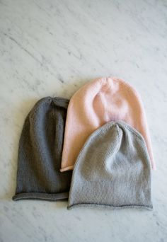 Laura's Loop: Hat to Match - The Purl Bee