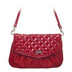 Grace Adele Jane clutch in red  $40