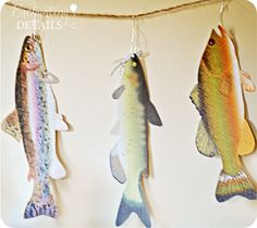INSTANT DOWNLOAD Gone Fishin' Fish Banner Printable Template by EnchantDetailsEvents on Etsy https://www.etsy.com/listing/129257075/instant-download-gone-fishin-fish-banner