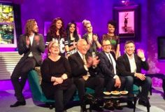 Pictures and video: Little Behind the Scenes at Alan Carr - Google Search