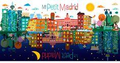 Imagen Madrid, Ecuador, Christian School, Logo Design, Graphic Design, School Projects, Skyline, Culture, Art Prints