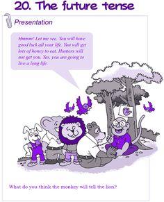 Grade 4 Grammar Lesson 20 The future tense