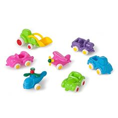 Viking Little Chubbies Gift Set - Pastel, 2015 Amazon Top Rated Vehicle Playsets #Toy