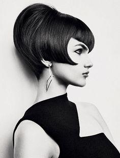 Vogue Germany - Mod Girls.  May 2015.  Sebastian Kim - Photographer.   Natasha Royt - Fashion Editor/Stylist.   Eugene Souleiman - Hair Stylist.   Sil Bruinsma - Makeup Artist.   Kiyo Okada - Manicurist.