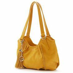La Diva Laced Scoop Shoulder Bag #DestinationSummer #Kohls