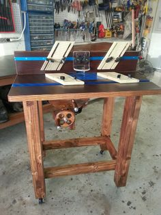 Custom Router Table - Kreg Jig Owners Community