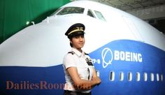 See 20-year-old Youngest Indian Pilot