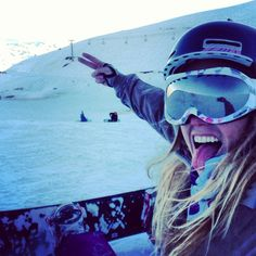 snowboard snowboarding girls on board