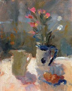 Alice Mumford - Colour from Coast to Coast Still Life Artists, Still Life Flowers, Mumford, Impressionist Art, Pretty Art, Art Techniques, Painting Inspiration, Lovers Art, Painting & Drawing