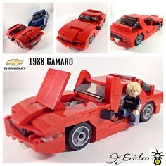 1988 Chevy Camaro | Different twist, using lambo-style doors… | Eric Teo | Flickr