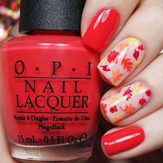 When people think Thanksgiving, they think family, celebration, turkey…us? We think seasonal nail art. Pretty, festive nail designs are our favorite way to get into the holiday spirit. There are so many beautiful and festive ways to do your nails for Thanksgiving. We've searched Instagram for the best nail art ideas so you don't have to, …