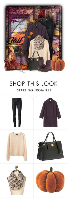 """""""28.10.15."""" by lady-lady ❤ liked on Polyvore featuring Victoria Beckham, Toast, A.P.C., Miu Miu, Bethany Lowe and Dr. Martens"""