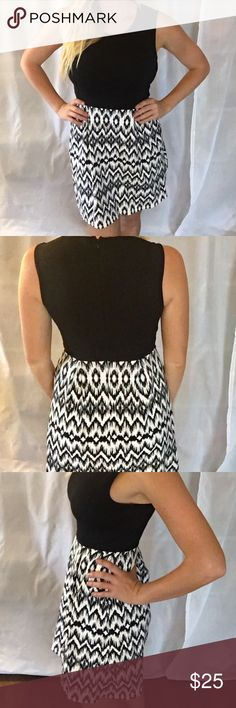 NEW Cynthia Rowley Skater Dress This dress has a nice thick, breathable stretchy fabric. Great for work! Minimally worn--maybe twice. Like new. Cynthia Rowley Dresses