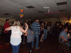 30th Birthday Party Hayley Butler 4th October 2014 Salsa Del Sol UK http://salsadelsol.co.uk/special-events
