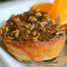 Orange Pecan French Toast food-and-drink