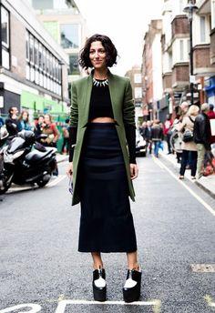How Yasmin Sewell Turned a Real Estate Job Into a Fashion Career via @WhoWhatWear