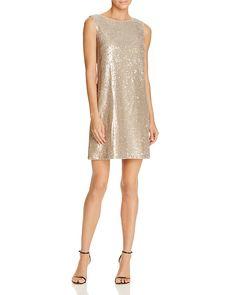 148.00$  Buy now - http://vibez.justgood.pw/vig/item.php?t=fszc0b35203 - Betsey Johnson Sequin Shift Dress