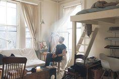 Nicolas Jaar room