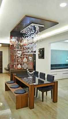 89 Best Dining room false ceiling design images   False ...