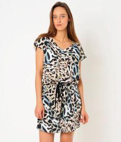 Robe REBELLION #dress #women #covetme #fashion #mode #shopping