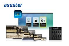 ASUSTOR Upgrades LooksGood with Media Converter Support