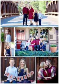 Jennifer Lux Photography  Christmas Sessions  Family Session Inland Empire Photographer