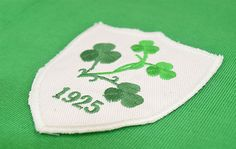 Vintage Rugby Shirts, Vintage Jerseys, Ireland Rugby Shirt, Cutaway Collar, 3 Things, Study, Embroidery, The Originals, Classic