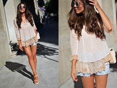 Get this look: http://lb.nu/look/5240534  More looks by Carla Estévez: http://lb.nu/carlaestevez  Items in this look:  Hoss Intropia Shirt