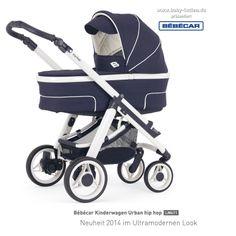 #Bebecar #Kinderwagen Neuheit 2014 auf www.baby-lucien.de