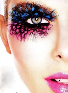 Feathery, fluttering, and fashion fantastic, these bold, dramatic lashes hold the power to transform you from desperate to diva. Get ready for feathery works of art, fluttering everyday lashes, easy to follow tutorials and a handy where-to and...