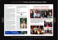 Praise and Coffee Magazine