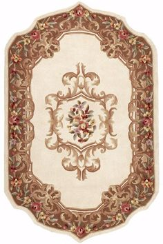 Calais Area Rug - Wool Rugs - Traditional Rugs - Rugs | HomeDecorators.com