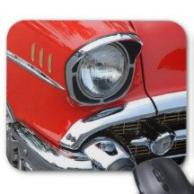 Classic Car 2 Mouse Pad