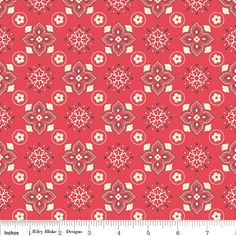 Hey, I found this really awesome Etsy listing at https://www.etsy.com/listing/263986452/sale-sasparilla-red-bandana-fabric-by