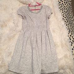 Gray embellished neck dress No trades! Maison Jules Dresses