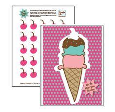 Vintage Ice Cream Party ideas