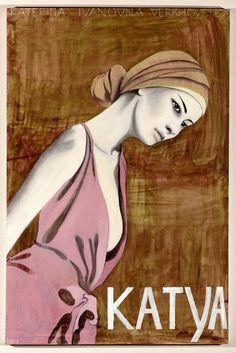 Katerina Ivanovna from The brothers Karamasov