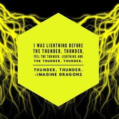 Imagine Dragons • Thunder
