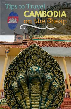 Tips to Travel Cambodia on the Cheap - Castaway with Crystal